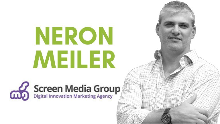 "Neron Meiler (Screen Media Group): ""El marketing digital es una industria que no se queda quieta"""