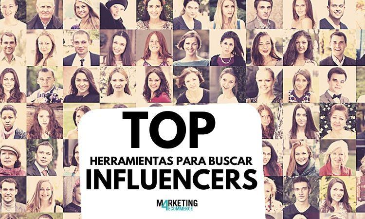 Top: las mejores herramientas para buscar influencers para tus campañas online [2021]