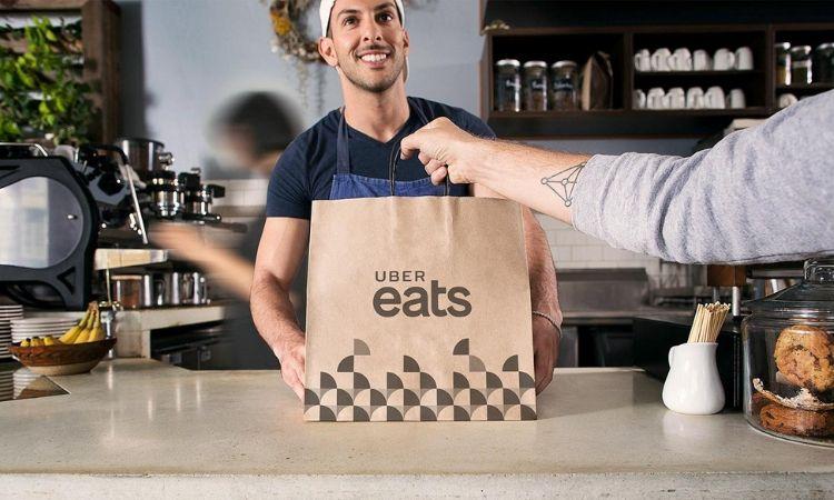 Para llevar: la nueva función de Uber Eats en México ¡sin repartidores!