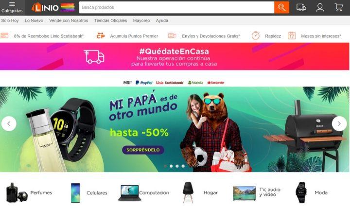 Linio México: opiniones, análisis y valoración