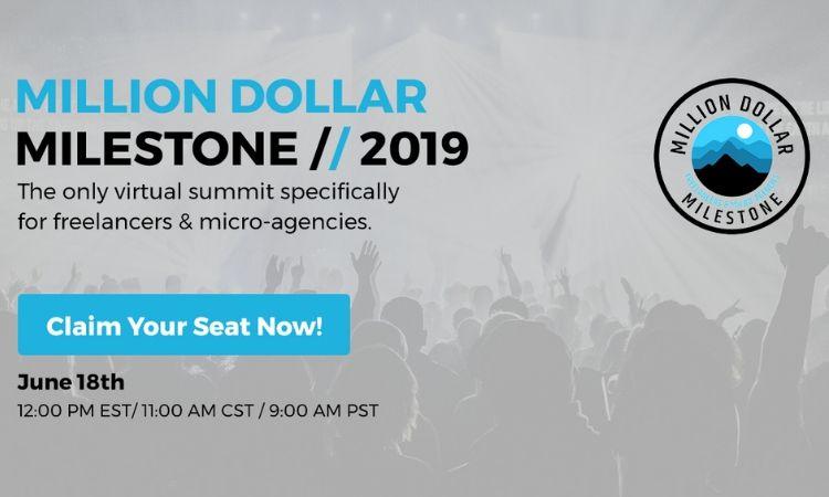 Million Dolar Milestone Summit