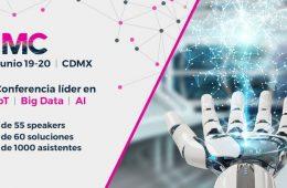 Inteligencia Mexico Conference: el evento líder en IoT, Big Data y AI