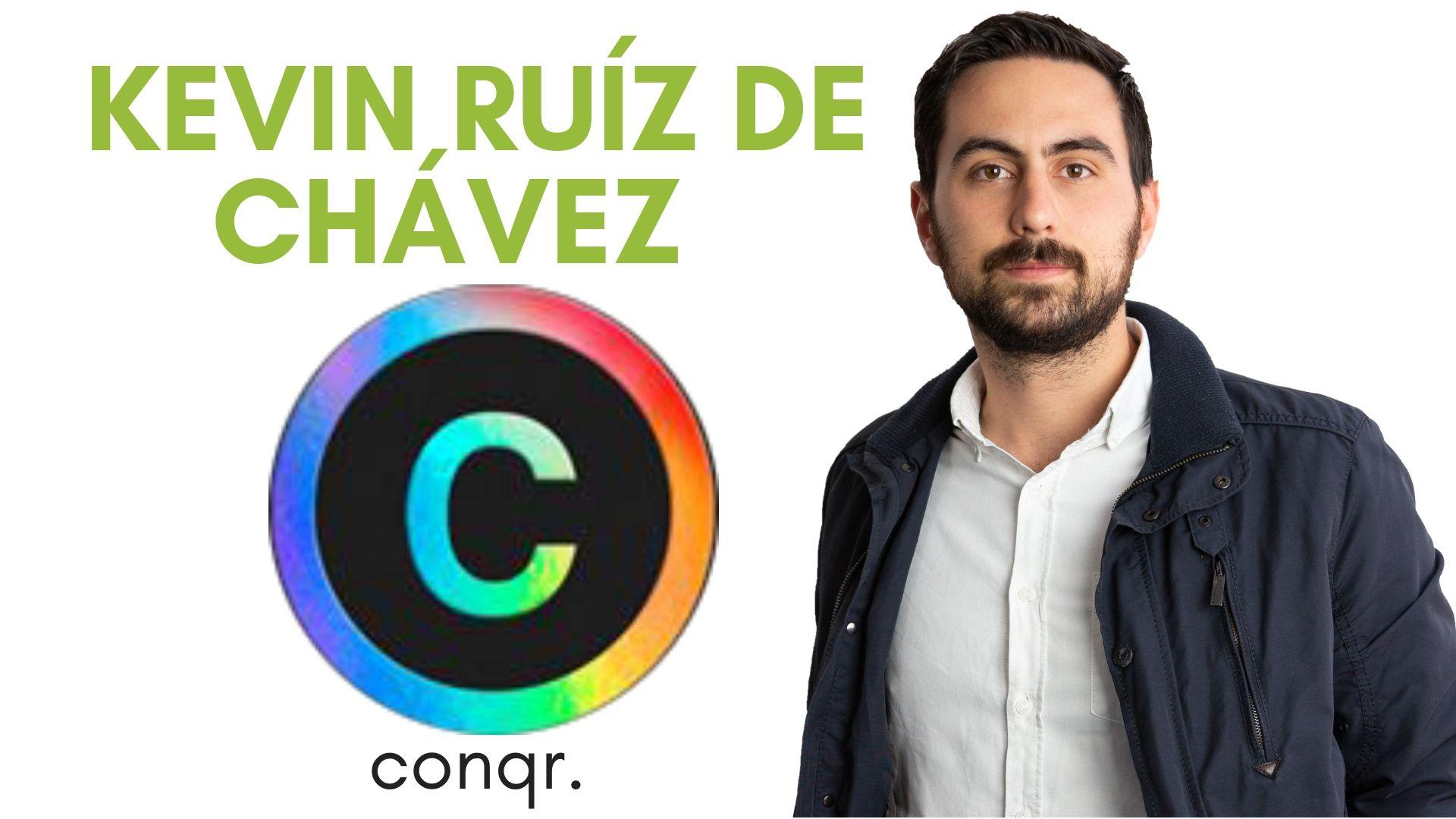 """Kevin Ruíz de Chávez (Conqr): """"Nuestro objetivo es ser la agencia creativa y digital número 1 en México"""""""