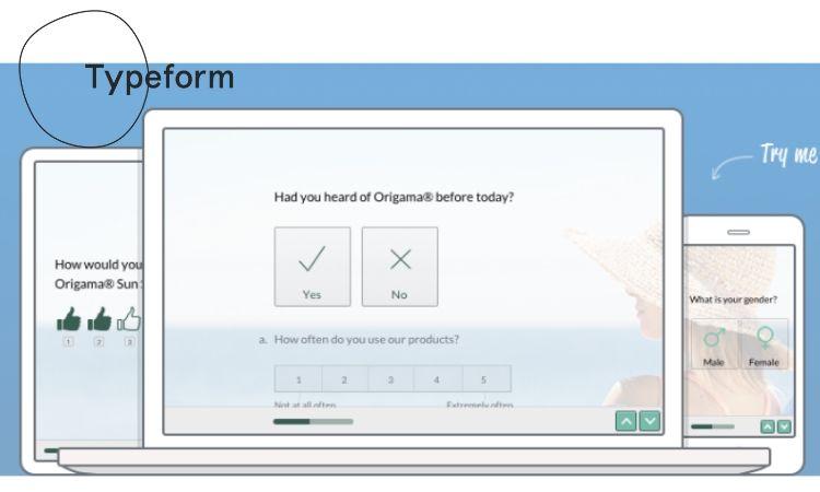 Cómo utilizar los cuestionarios de Typeform en tu estrategia online