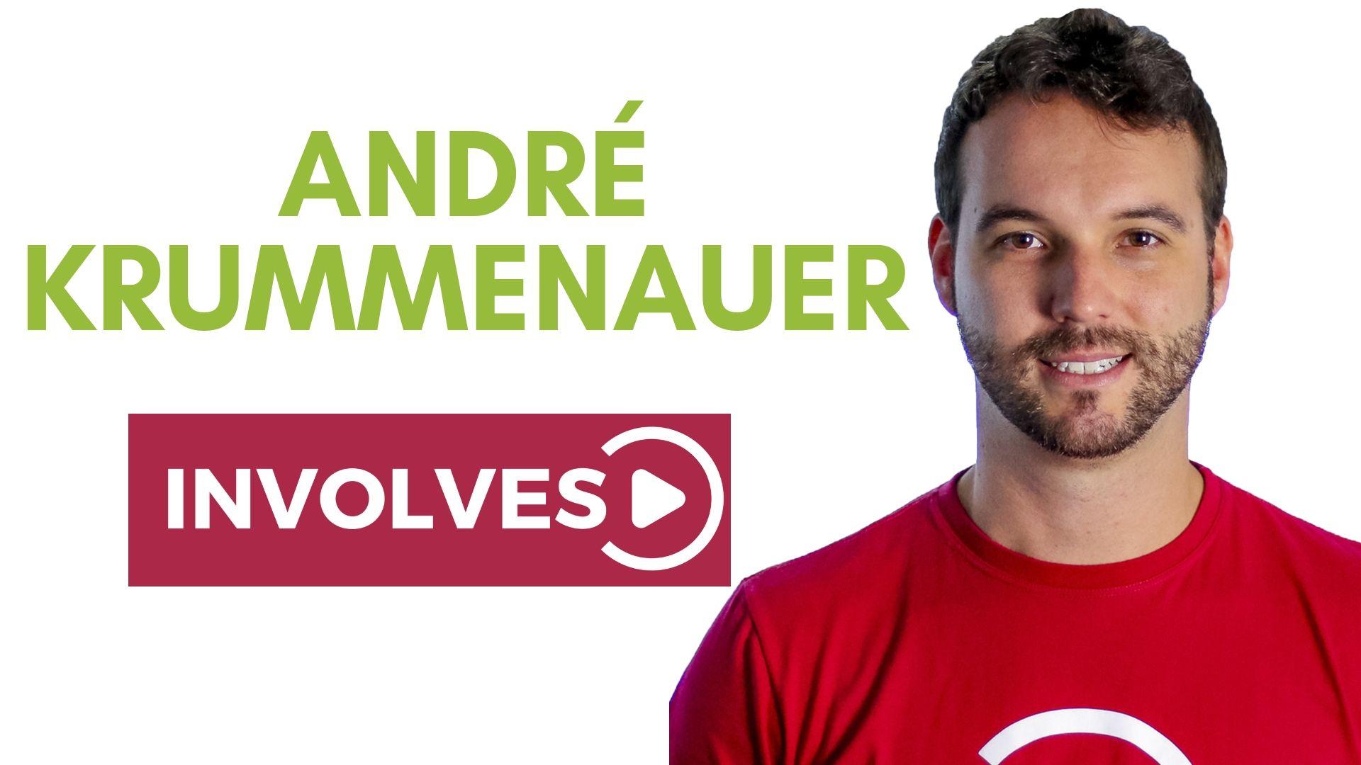 """André Krummenauer (Involves) """"Cuando se tiene la visión de los datos en tiempo real, la visión estratégica se expande"""""""