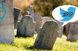 Cómo está cambiando Twitter la forma de hablar sobre la muerte en redes sociales