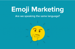 Así usamos los emojis en marketing digital [Infografía]