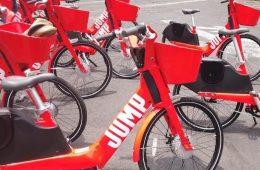 Jump by Uber: el nuevo servicio de bicis eléctricas de Uber en la CDMX