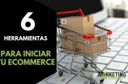 herramientas para iniciar tu eCommerce