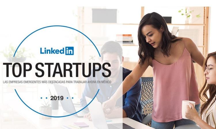 Top Startups 2019 de LinkedIn en México: las empresas emergentes más populares en el país