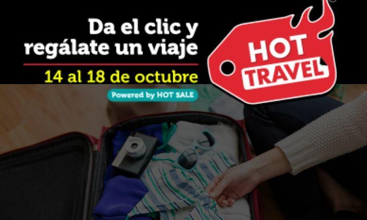 Llega Hot Travel: la primera edición de la campaña de venta online en México enfocada en viajes
