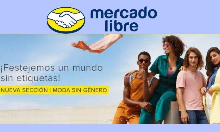 Mercado libre va por la inclusión con su nueva categoría Moda sin Género