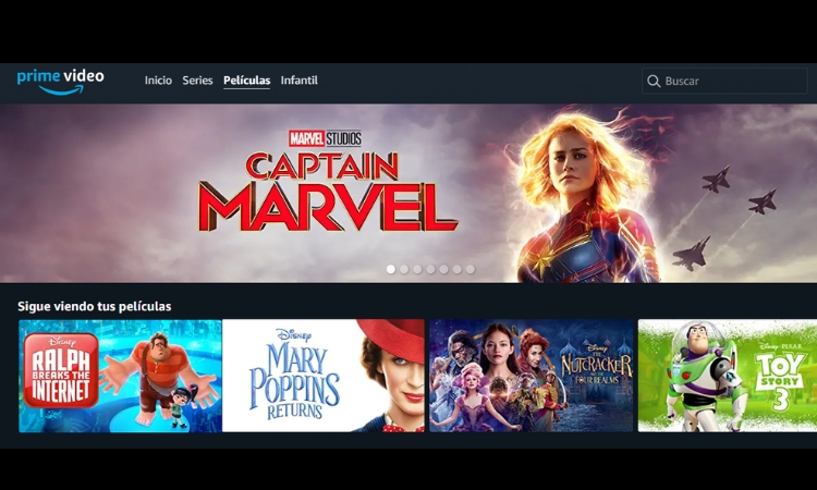 Disney y Amazon Prime Video se unen contra Netflix en México