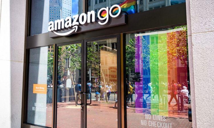 Bezos quiere monetizar Amazon Go vendiendo su tecnología a terceros vendedores