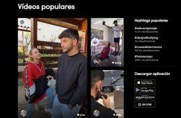 Cómo ver los trending topics en TikTok: la app adolescente sigue creciendo