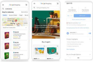Google Shopping lanza su nuevo eCommerce en Estados Unidos: un rediseño para plantar cara a Amazon