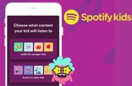 Spotify Kids llega a México para que los niños escuchen su música favorita en un entorno seguro