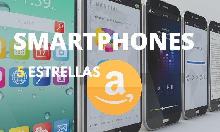 5 smartphones 5 estrellas que deberías comprar este Black Friday en Amazon