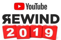 YouTube Rewind 2019: conoce los 10 vídeos más vistos del año en México y el mundo