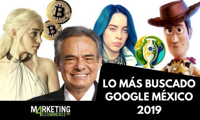 Esto fue lo que nos dejó Google Trends México en un año de búsquedas