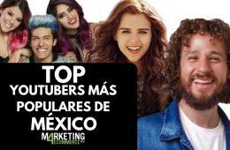 Los youtubers más famosos de México