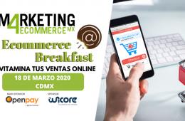 Ecommerce Breakfast, el desayuno profesional del sector digital que no puedes perderte para vitaminar tus ventas online