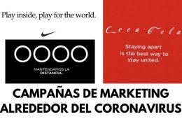 +10 creativas campañas de marketing en torno al coronavirus