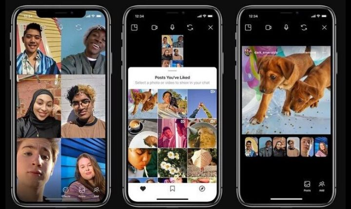 Co-Watching: Instagram quiere que veas contenidos en grupo... para que no eches de menos a tus amigos durante el confinamiento