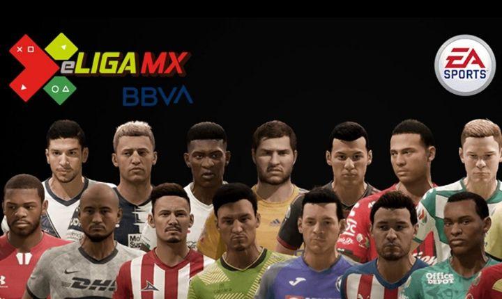 eLiga MX: el torneo virtual de fútbol mexicano que dará continuidad al torneo Clausura 2020