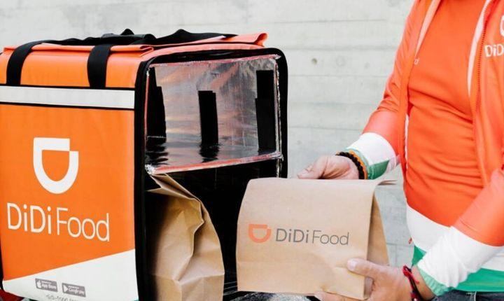 Llega DiDi Food a 5 nuevas ciudades y ahora entregará productos de farmacia y tiendas de conveniencia-
