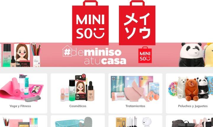 Miniso online: ahora puedes comprar más de 2,000 de sus productos en Claro Shop y esperarlos en casa