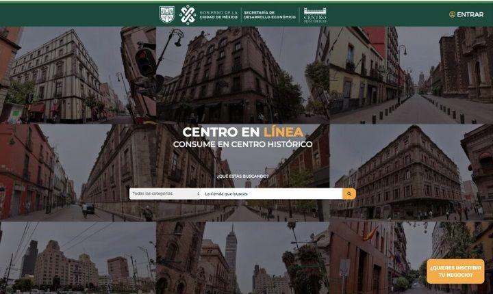 pymes del Centro Histórico