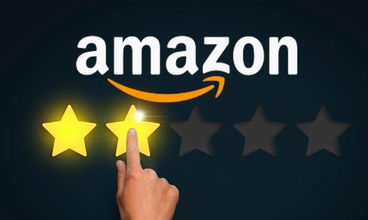 El número de valoraciones negativas en Amazon se dispara en todo el mundo
