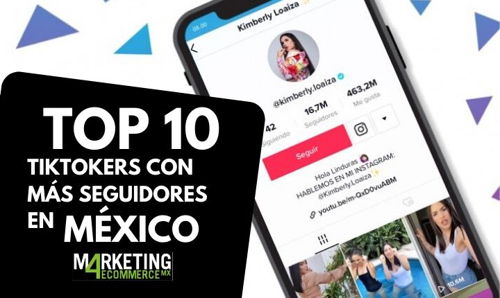 Tiktokers mexicanos