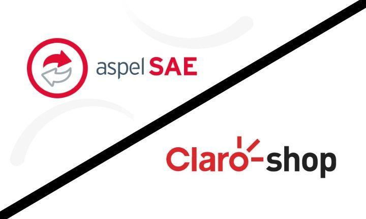 Aspel SAE y Claro Shop
