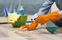 hábitos de limpieza y alimentación