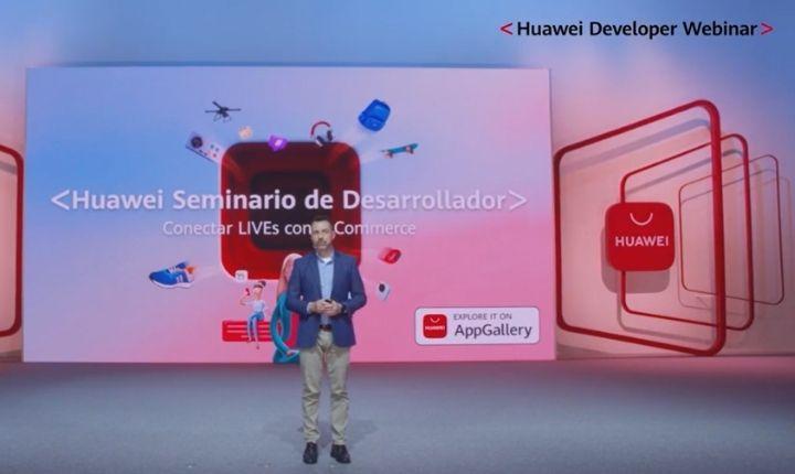 La tendencia que dominará el e-commerce es el streaming en vivo y Huawei tiene las herramientas para potenciarlo