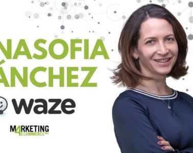 """Anasofia Sánchez: """"Queremos que conduzcan con Waze y que compartan su auto con más personas cuando lo hagan"""""""