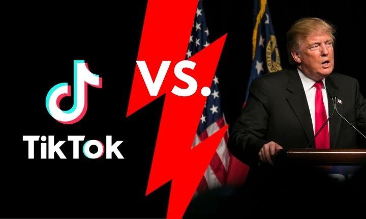 TikTok recurre en los tribunales la orden ejecutiva de Donald Trump que amenaza con vetar su uso en Estados Unidos