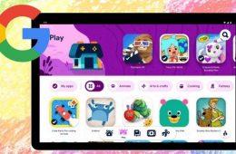Google Kids Space, un nuevo entorno protegido para que los niños usen las tablets con seguridad