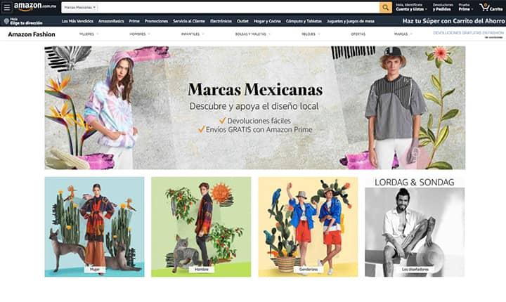 Marcas Mexicanas en Amazon