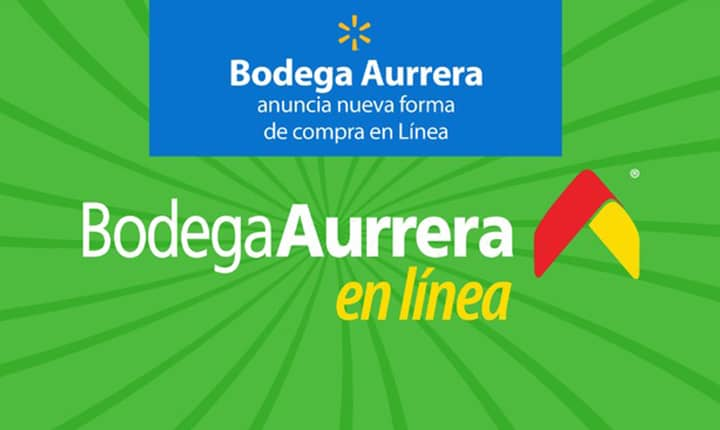 eCommerce de Bodega Aurrerá