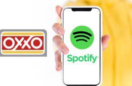 Spotify Premium en tiendas Oxxo