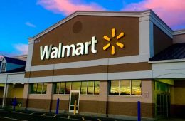 centro de distribución de Walmart en Chihuahua