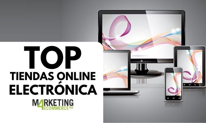 mejores tiendas online de electrónica en México