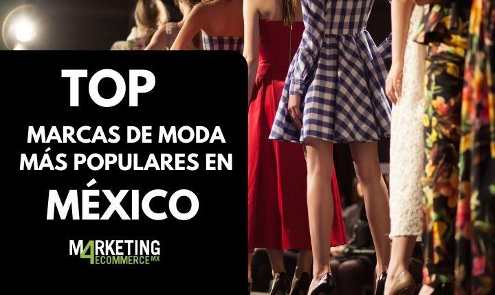 las marcas de moda más buscadas en México
