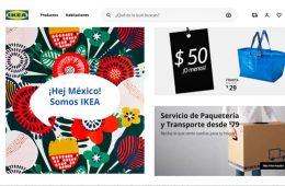 tienda online Ikea México