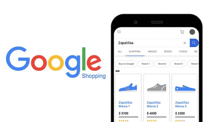 Google Shopping México