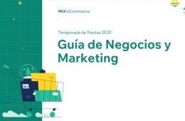 Prepara la temporada de fiestas de fin de año: Wix presenta su Guía de Negocios y Marketing