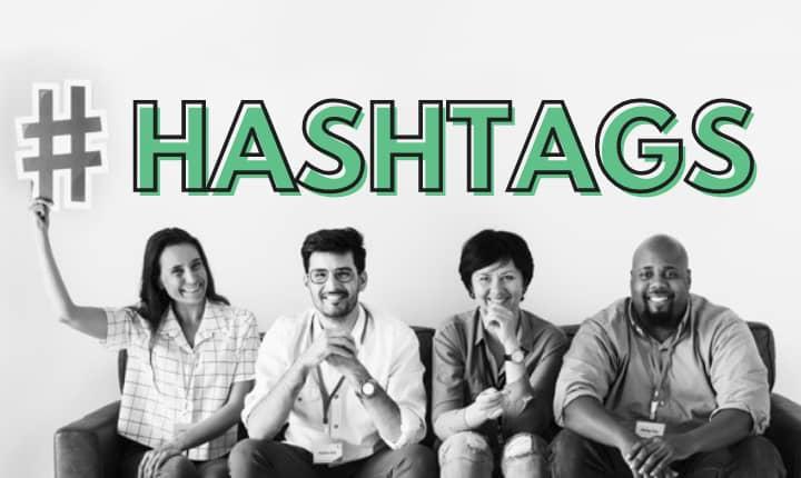 Hashtags más usados en México